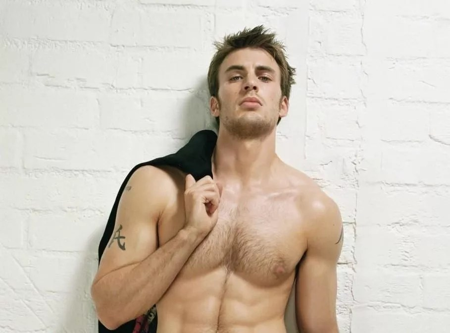 Watch Online |  Chris Evans Naked Full Frontal Cock Exposed!