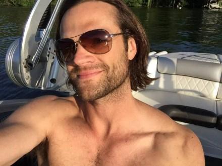 Watch Online |  Supernatural's Jared Padalecki NAKED Scenes Collected!