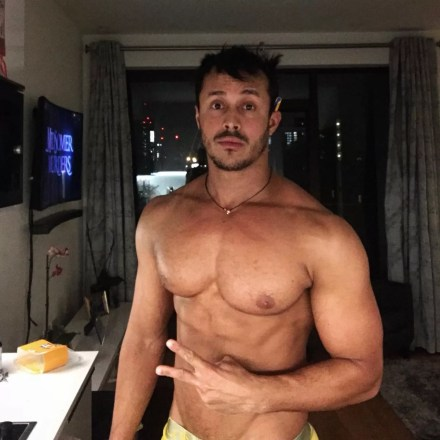 Watch Online |  Diego Barros Nude — See that BIG Brazilian DICK!