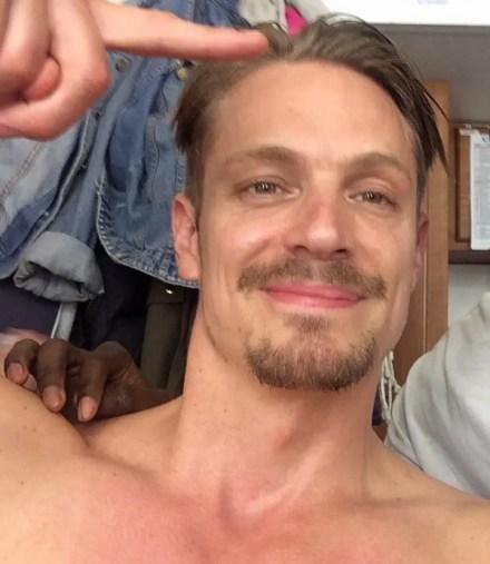 Watch Online    Joel Kinnaman Nude Photos & Uncensored Scenes ( NSFW! )