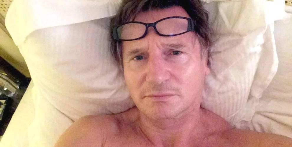 Watch Online |  Liam Neeson Nude Pictures & Rough Sex Scenes