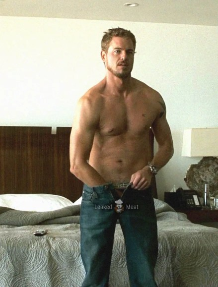 Watch Online |  Eric Dane Nude & Almost Exposed in This McSteamy Collection