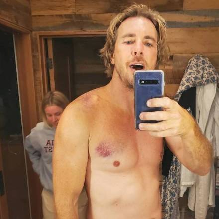 Watch Online    Dax Shepard Nude Photos & Fully Exposed Cock