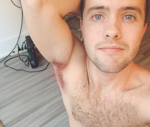Ryland Adams Selfie Bare Chested