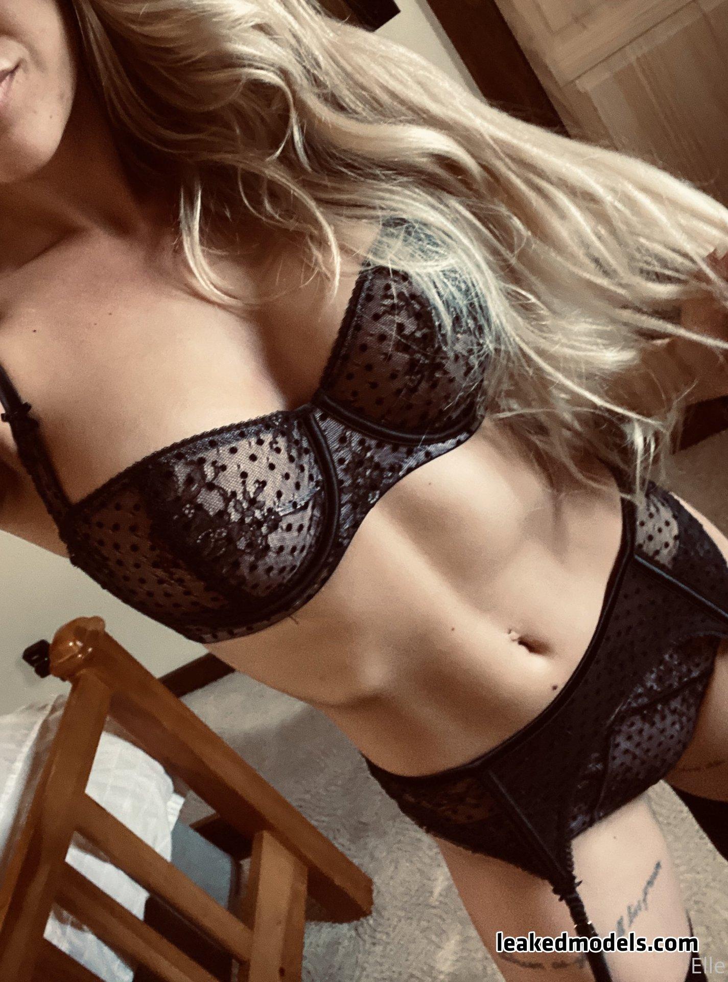 ellebelle1 leaked nude leakedmodels.com 0018 - Elle – ellebelle1 OnlyFans Nude Leaks (40 Photos)