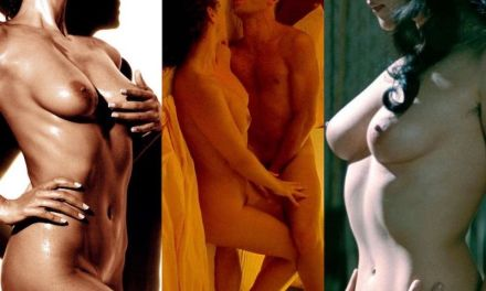 Watch Online Latest Monica Bellucci Nude Photo Collection – Celebs News