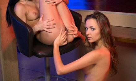 Watch Online Latest Katya Clover And Lexi Dona Pleasuring Each Other In The Strip Club – Celebs News
