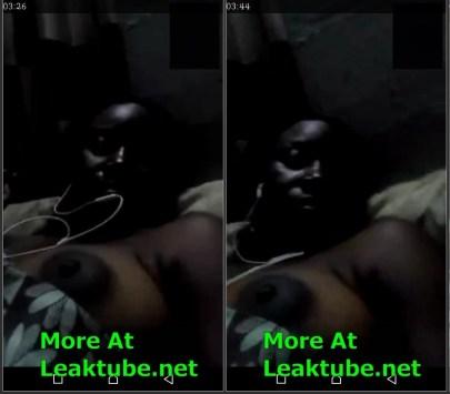 Ghana Late Night Video Call With Hannah From Kumasi