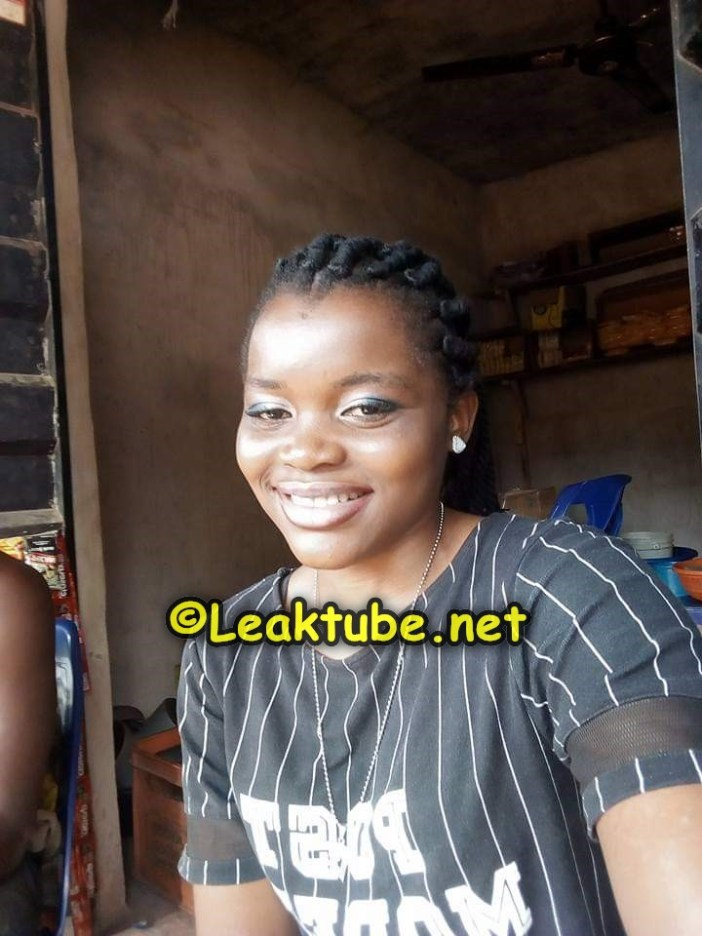 Nudes of Chidera From Nsukka 07 Leaktube.net
