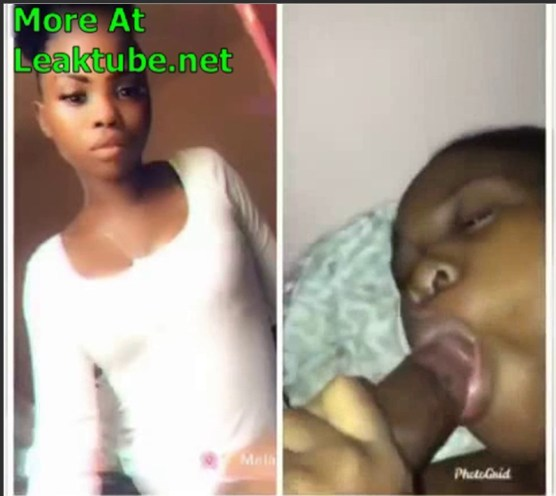 Nigeria SS3 Girl Chioma Ndum Exposed Sucking Dick Leak