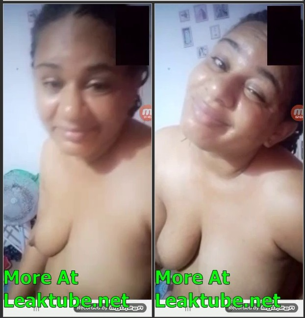 Ghana Married Woman Rosemary Otenewaah Nude Video Call With Lover Leaked Part 1 Leak