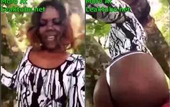 Kenya Horny Nairobi Lady Record Herself Masturbating At The Park Part 1 Leak