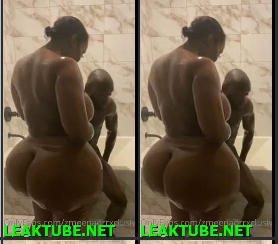 Onlyfans Leak Fake Body Model Zmeena Shower Sections Leaktube.net