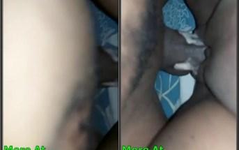 Uganda Woman With Creamy Pussy Enjoying Raw Fuck Leak