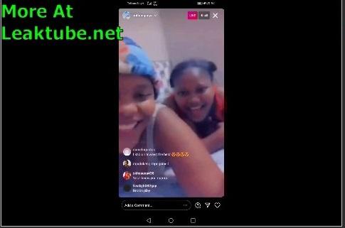 LIVESHOWS Part 2 Video Of @Mthanganya Teasing Men Live On Instagram Leaktube.net