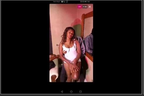 LIVESHOWS Part 5 Video of Zulu Guys Action Porn Live on IG Leak
