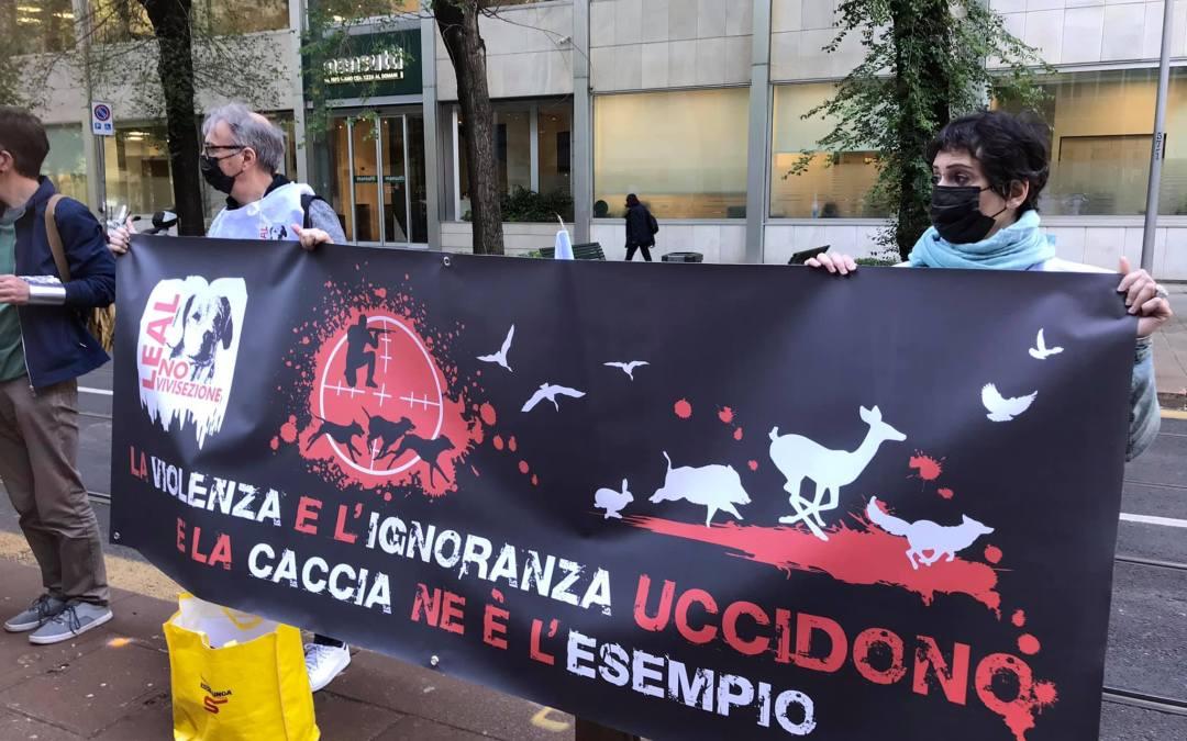 LEAL ANIMALISMO – Gian Marco Prampolini presidente LEAL invita le associazioni a unità per l'abolizione della caccia