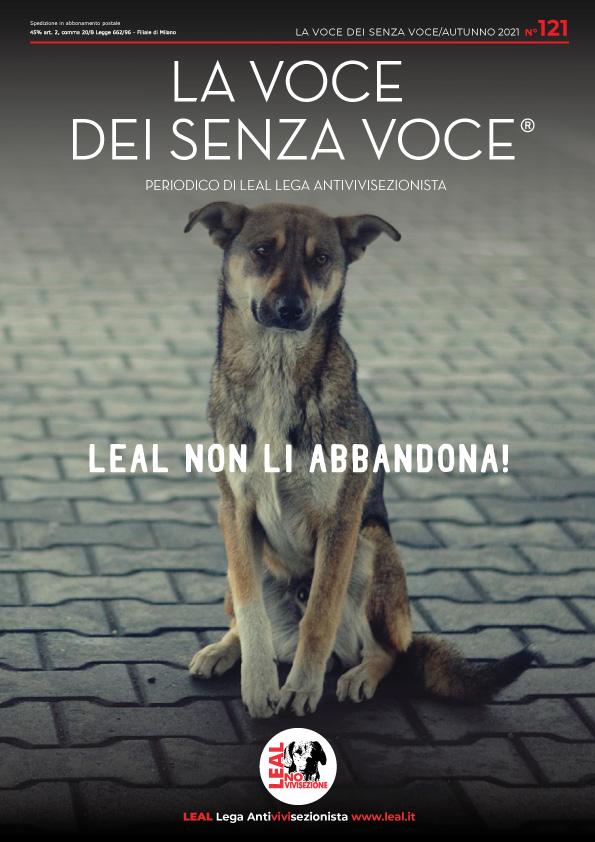rivista la voce dei senza voce 121