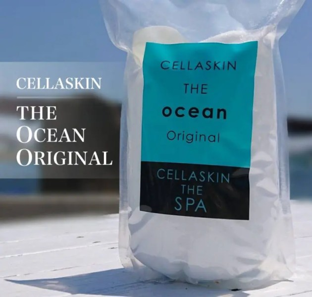 CELLASKIN THE ocean Original CELLASKIN THE SPA(マグネシウム)