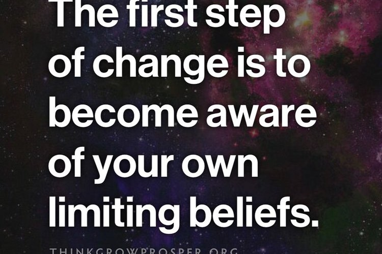 Be Aware of Limiting Beliefs. Part III