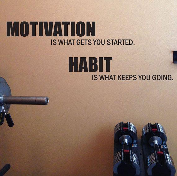 motivation and habit