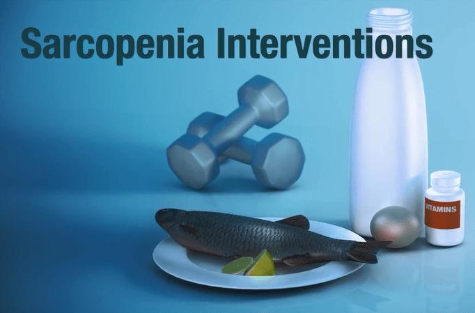 sarcopenia prevention