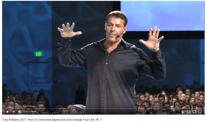 tony robbins end depression video.PNG