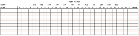 habit tracker image