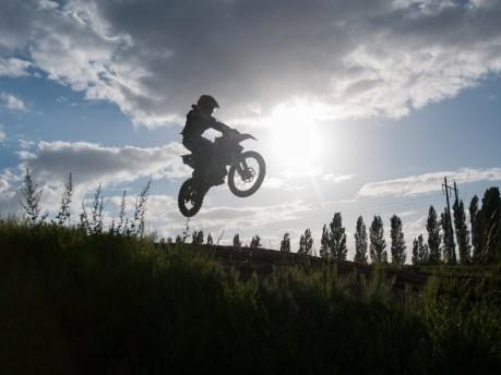 Motocrosssilhuet (1)