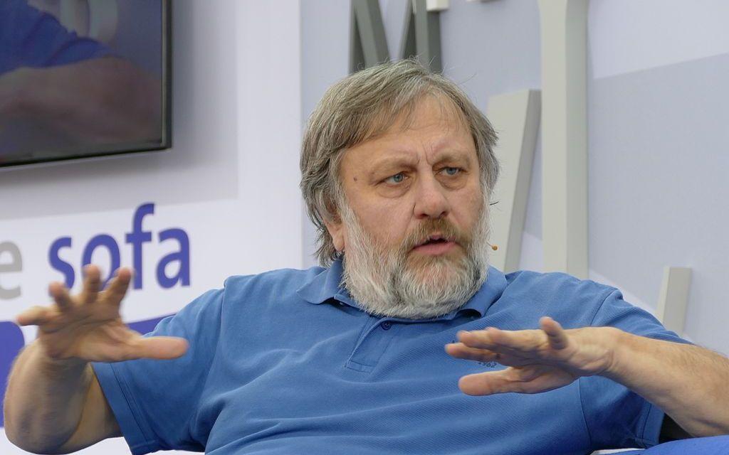 Slavoj Žižek sagt, ich sei ein Heuchler. Und Slavoj Žižek ist ein ehrenwerter Mann.