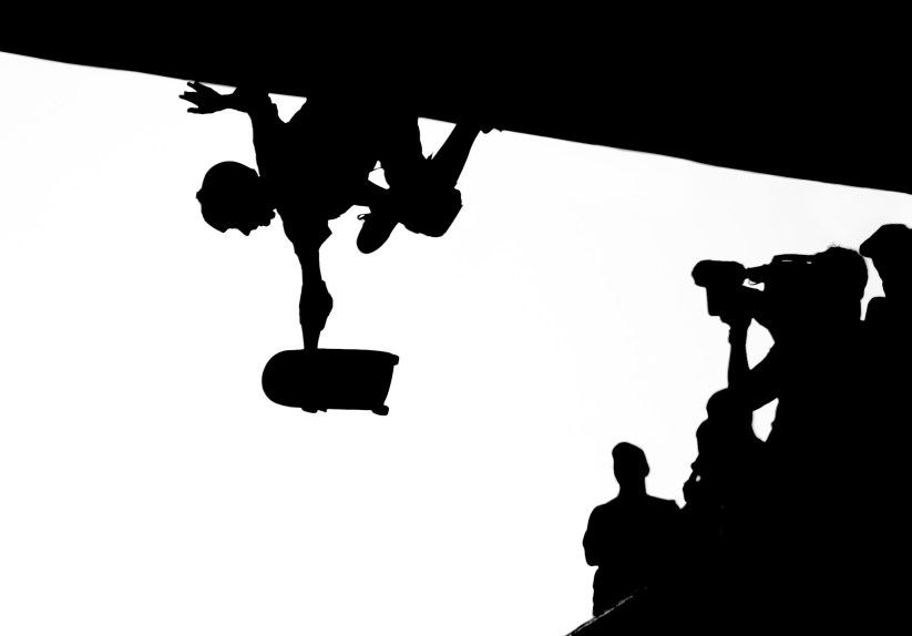 Skate Maresia Vert Jam. ©Leandra Benjamin
