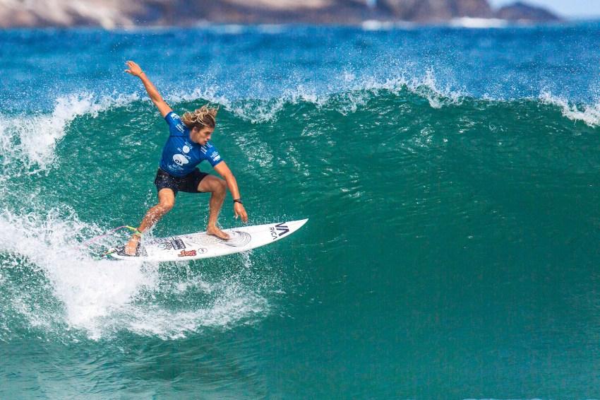 Ricardo Christie, Oi RIo Pro WSL Mundial de Surf 2015.