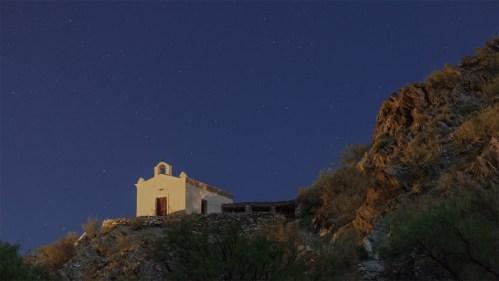 Iglesia en la montaña