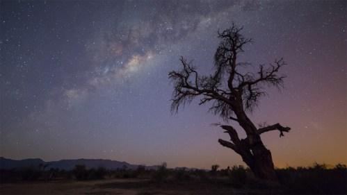 Día a noche en Cachiyuyo