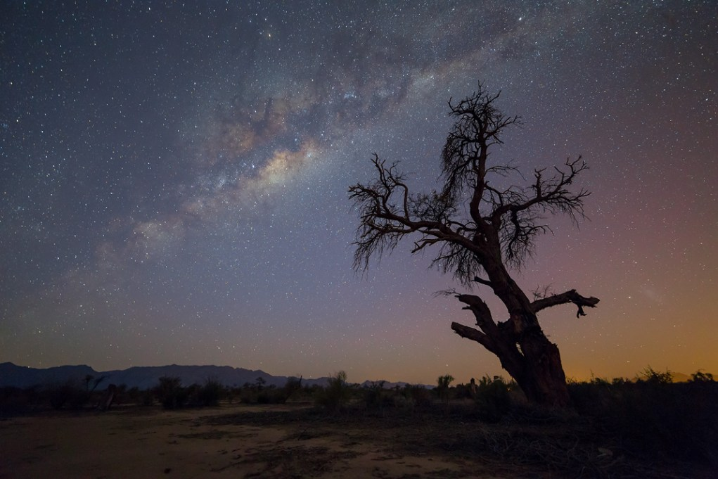 Cómo capturar un time-lapse de día a noche