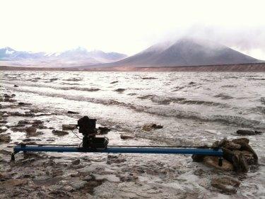Mucho frío y mucha sal a 4300 m.s.n.m.