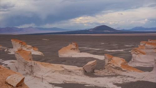 Campo de Piedra Pómez