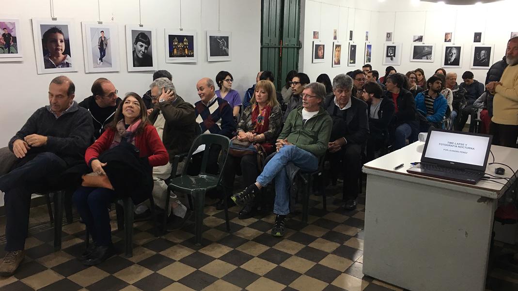 Charla Foto Club Córdoba