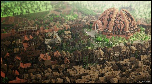King Landing - Minecraft -08