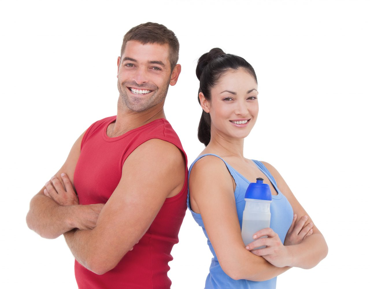 workout couple
