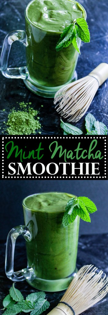 Mint Matcha Smoothie