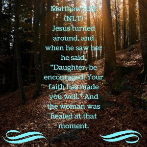 Matthew 9-22