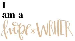 Hope Writers
