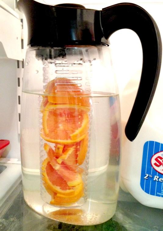 Bloody oranges and mandarin oranges
