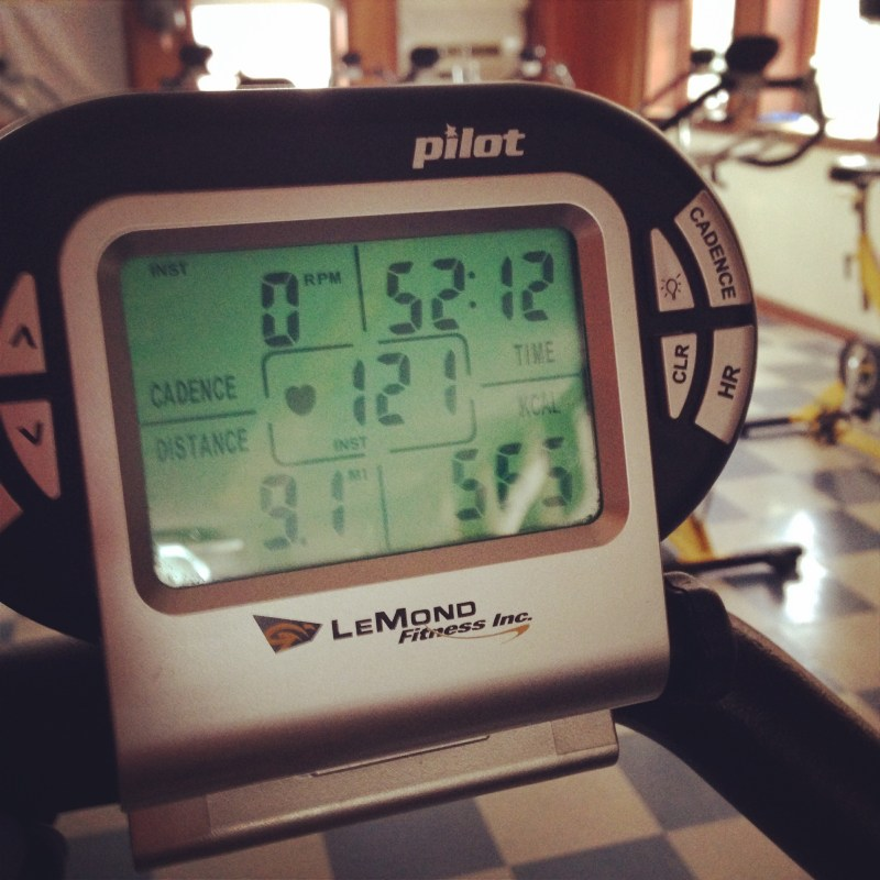 Latest Playlists for Indoor Cycling Classes and a Couple Learning Moments