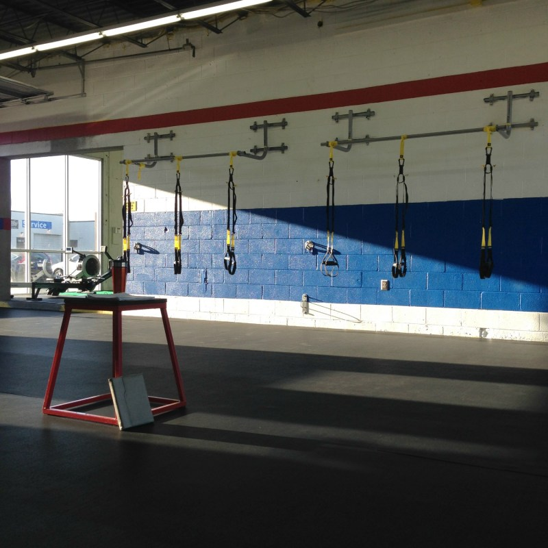 TRX ® Instructor Training Recap