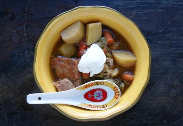 pork stew recipe