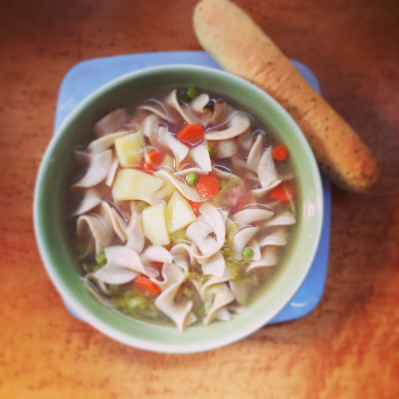 Leftover Turkey Soup Recipe and Tasty Tuesday Linkup 43
