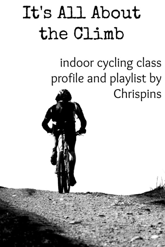 Chrispins: It's All About the Climb