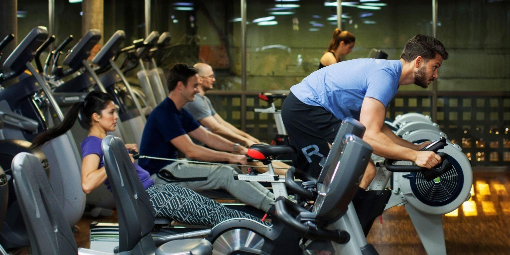 Breaking a sweat at Migros Fitnesspark Puls | Monocle